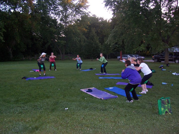 Bootcamp at Elgin Park