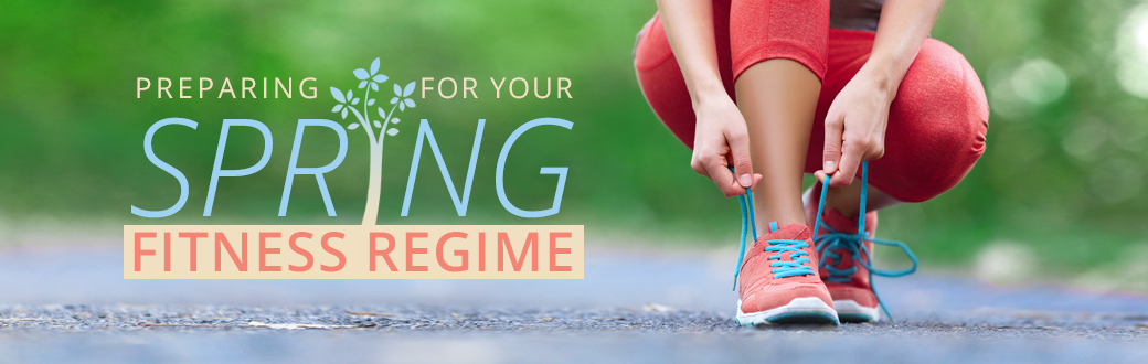 Ways to spring clean your fitness routine nrg 4 life for Preparing for spring